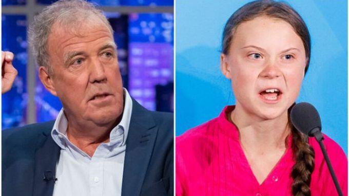 Jeremy Clarkson contro Greta: la figlia risponde su Twitter