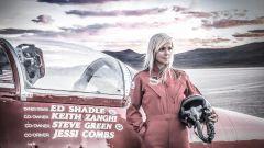 Jessi Combs, la donna più veloce del mondo, muore in un incidente