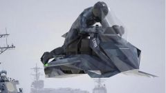 JetPack: lo speeder in versione militare