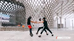 "Jetson Motokicks: al CES 2019 le scarpe ""a guida autonoma"" - Immagine: 4"
