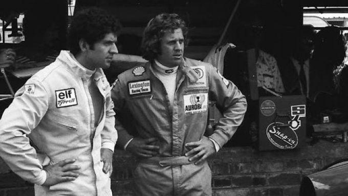 Jody & Ian Scheckter