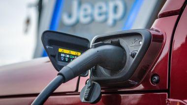 Joe Biden per la svolta EV degli Stati Uniti: una Jeep plug-in
