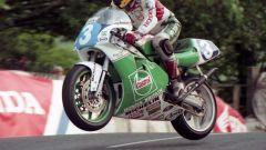 Joey Dunlop ha vinto 26 volte il Tourist Trophy all'Isola di Man