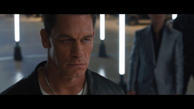 John Cena in Fast & Furious 9