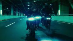 John Wick 3: Reeves e gli inseguimenti sulla Yamaha MT-09