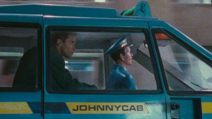 Johnny Cab da Atto di forza