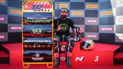 SBK Estoril: Jonathan Rea campione del mondo