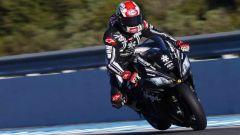 Jonathan Rea in vetta nei test di Jerez