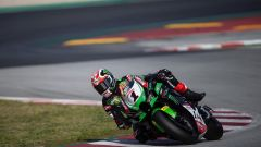 Test Superbike ad Aragon: Rea e la Kawasaki meglio di Pedrosa