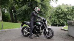 Jonathan Rea: la Kawasaki Z900RS è la sua prima moto da strada