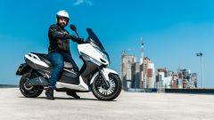 Sei proprio tu Jonway? La prova dello scooter elettrico MJS-E Sport - Immagine: 6