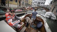 Jorge Lorenzo a Venezia