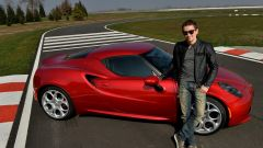 Jorge Lorenzo testimonial Alfa Romeo - Immagine: 3