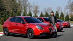 Jorge Lorenzo testimonial Alfa Romeo - Immagine: 5