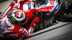 Jorge Lorenzo Ducati test Sepang 2017 day 2
