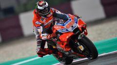 Jorge Lorenzo in sella alla Ducati