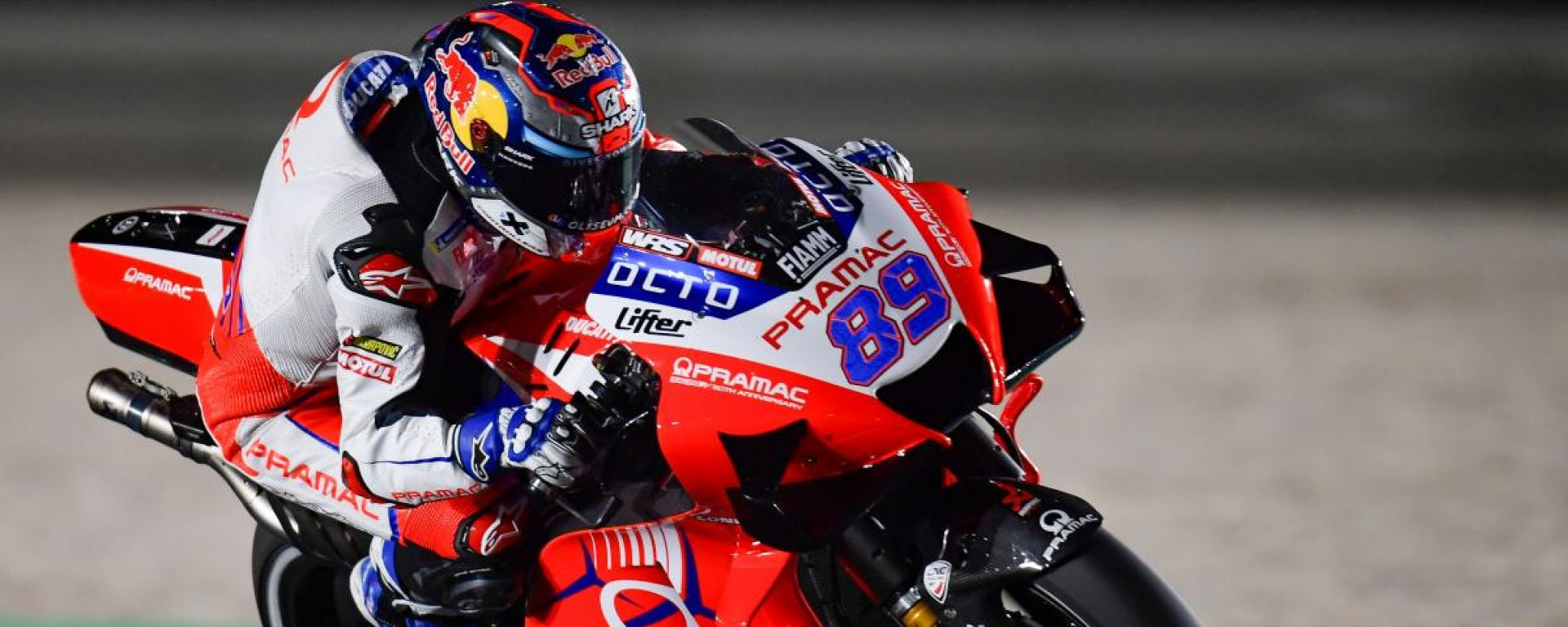 Jorge Martin (Ducati Pramac)