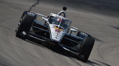 Test Indianapolis: Newgarden vola