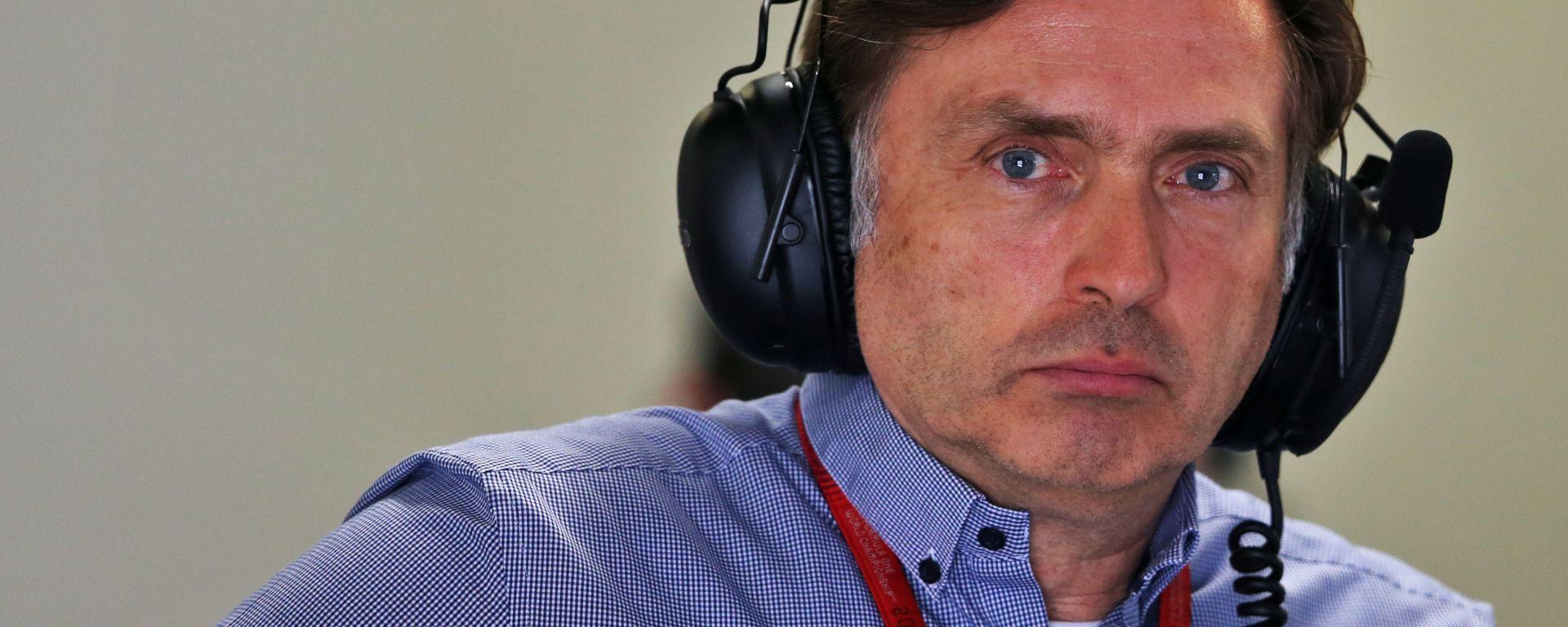 Jost Capito, nuovo CEO della Williams, ai tempi del team McLaren nel 2016