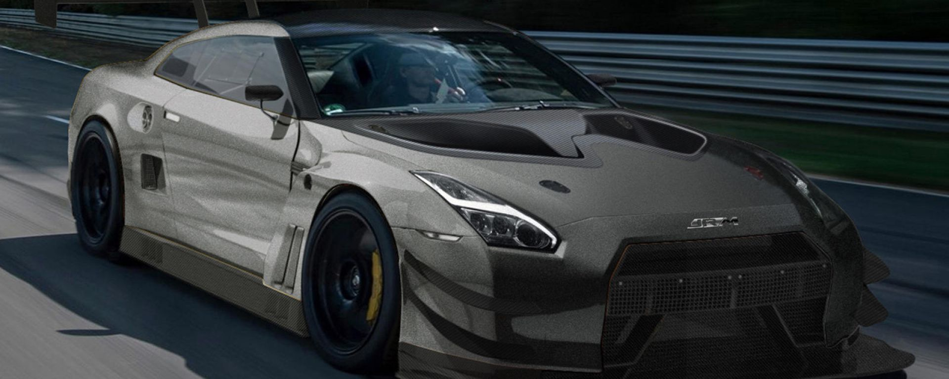 JRM GT23 è la Nissan GT-R da 760 CV in 23 esemplari