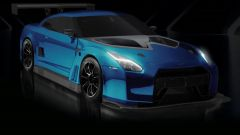 JRM GT23 nella colorazione blu