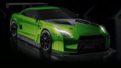 JRM GT23 nella colorazione verde