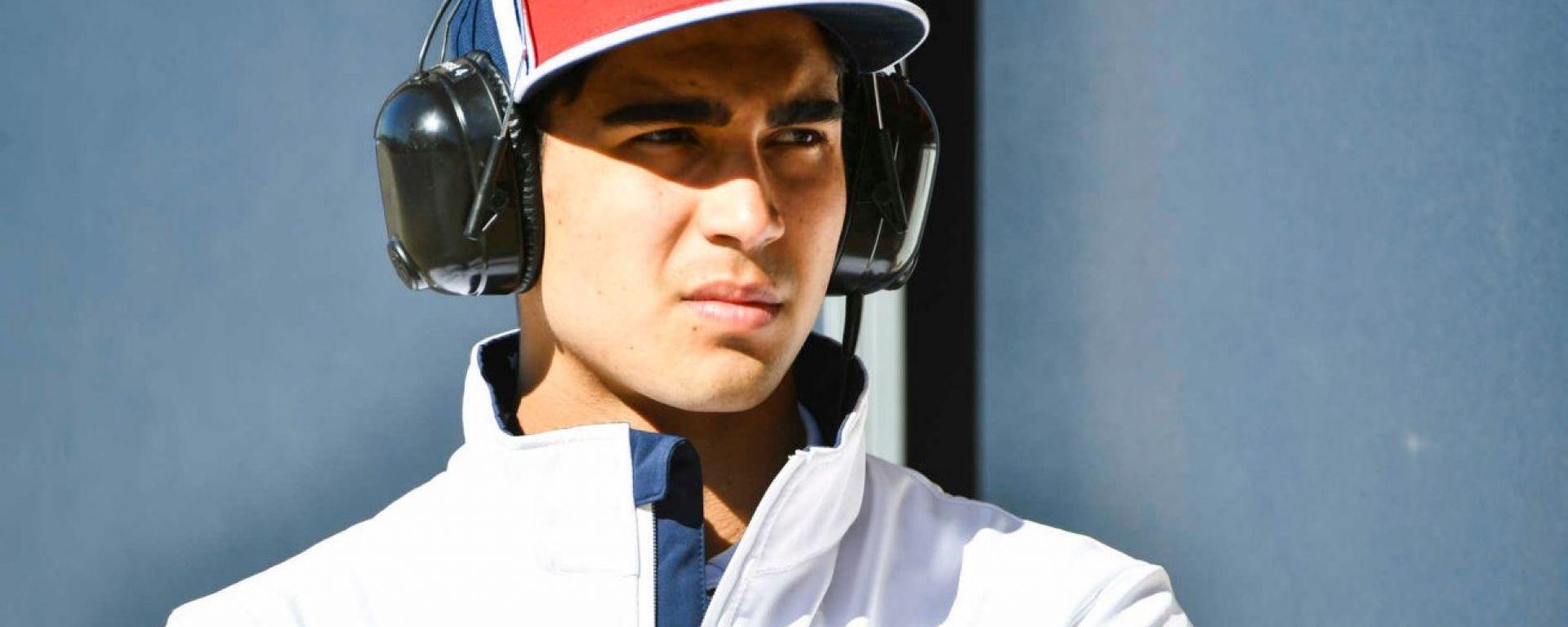 Juan Manuel Correa (Sauber Junior Team)