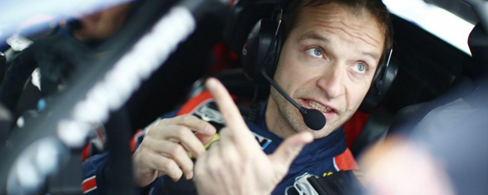 Juho Hanninen - Toyota Gazoo Racing
