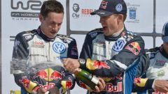 Julien Ingrassia e Sebastien Ogier - Volkswagen Motorsport