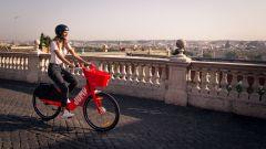 Jump di Uber ha debuttato a Roma il 21 ottobre