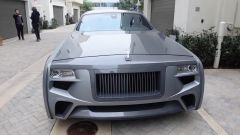 Justin Bieber e la Rolls Royce Wraith che diventa mostruosa: guardala anche in video