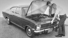 Kadett B Stir-Lec I: la prima elettrica di Opel