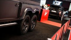 Kahn Defender 6x6 Huntsman Concept - Immagine: 5