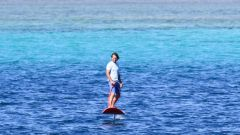 Kai Concepts Jetfoiler: un po' surf un po' aliscafo - Immagine: 4
