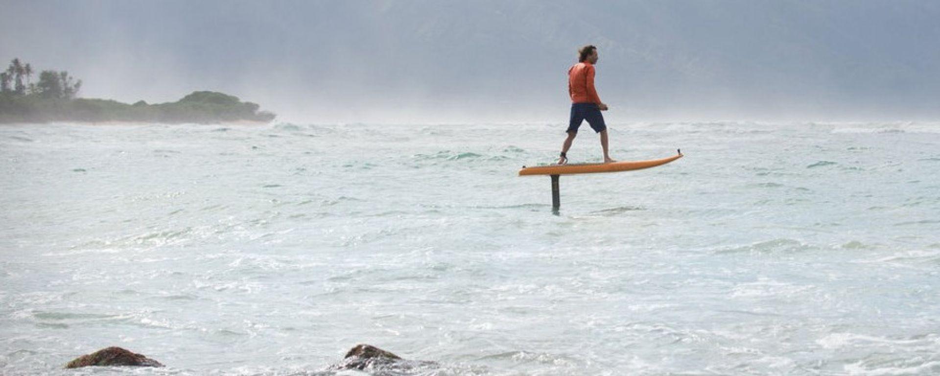 Kai Concepts Jetfoiler: un po' surf un po' aliscafo