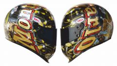 Kaos Design: un casco speciale per Liuzzi - Immagine: 1