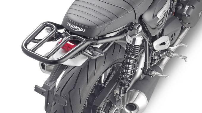 Kappa, accessori per la Triumph Speed Twin
