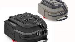 Kappa borsa da serbatoio RA320: colori nero e grigio