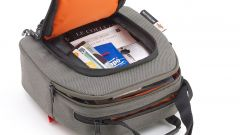 Kappa borsa da serbatoio RA320: gli spazi interni