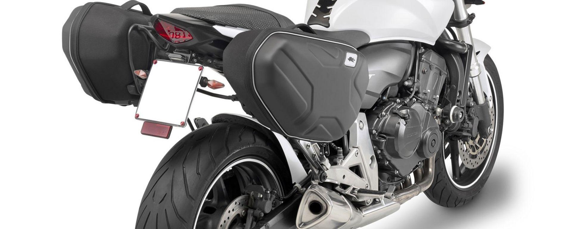 miglior prezzo forma elegante vendita online Accessori moto: Kappa: borse laterali termoformate - MotorBox