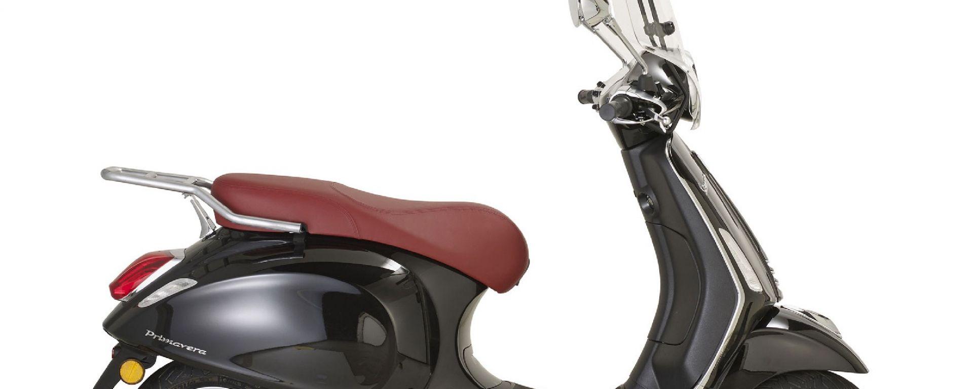 Kappa: nuovi accessori per Vespa