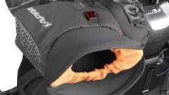 Kappa KS604: uno dei coprimanopole riscaldati