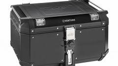 Kappa KVenture Black Line: gamma di valigie squadrate in alluminio