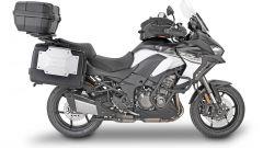 Kappa: nuova Accessory Line per la Kawasaki Versys 1000 2019