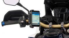 Kappa Smart Clip KS920, ancoraggio su moto