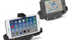 Kappa Smart Clip KS920 con iPhone 7 e 5