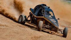 Kart Cross: il mezzo che guida Mattia
