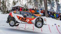 Katsuta - Rally di Svezia