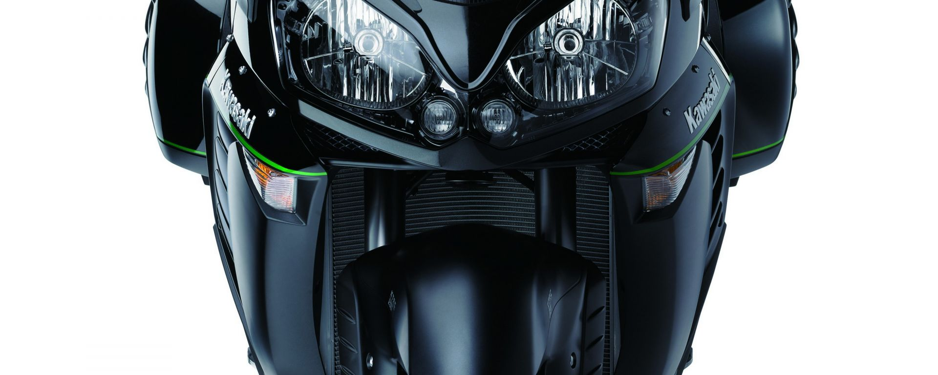 Kawasaki 1400GTR MY2015