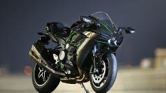Kawasaki: a Bonneville la H2R torna a caccia del record di velocità - Immagine: 1